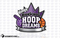 Sacramento Kings Logo High School