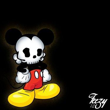 Skully Mickey Skull