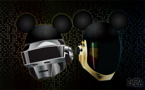 Daft Mickey-01