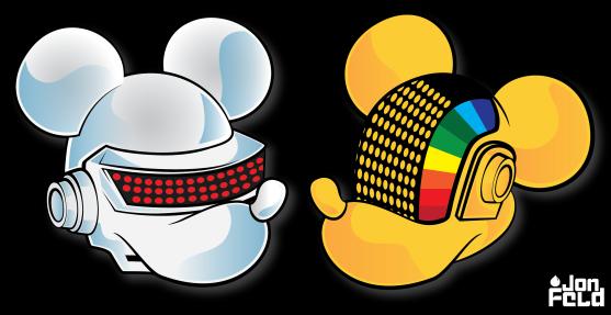 Daft Punk Mickey-02