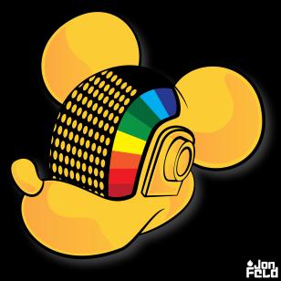 Daft Punk Mickey-04